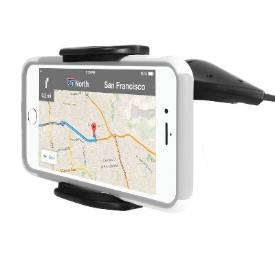 Macally Holder Phone With CD Slot Mount