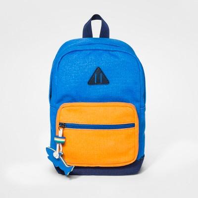 Toddler Boys' Colorblock Backpack - Cat & Jack™ Blue