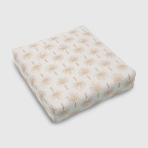 Palm Print Outdoor Deep Seat Cushion - Threshold™ - image 1 of 1