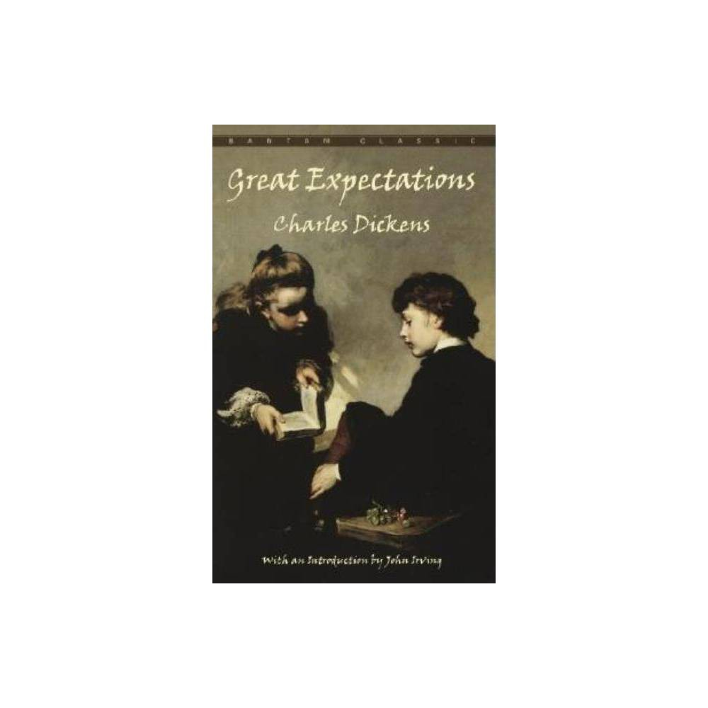 Great Expectations Bantam Classics By Charles Dickens Paperback