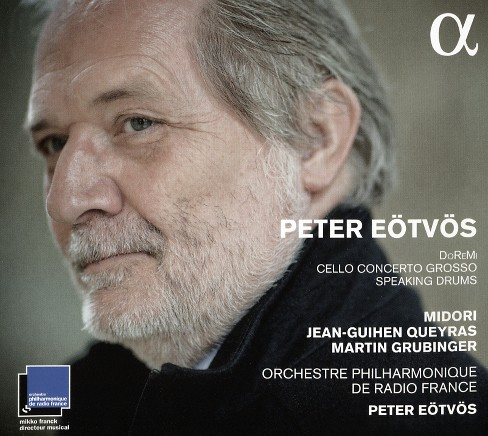 Peter eotvos - Eotvos:Doremi/Cello cto gross/Speakin (CD) - image 1 of 1
