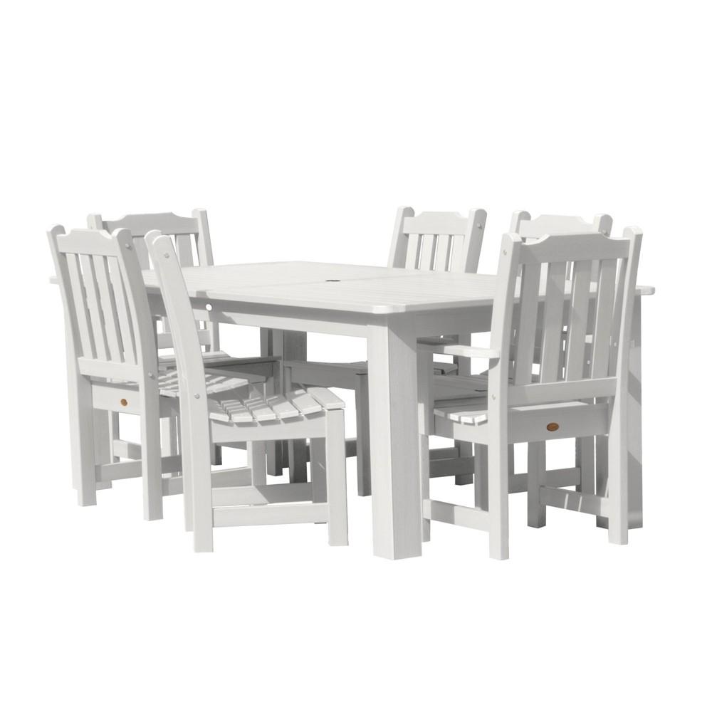 Lehigh 7pc Rectangular Dining Set 72