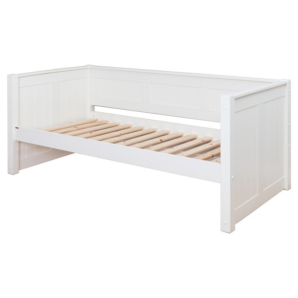 Image of Kids Classic Day Bed (Twin) - White - NUI&KIDS