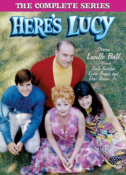 Here's lucy:Complete series (DVD) - image 1 of 1