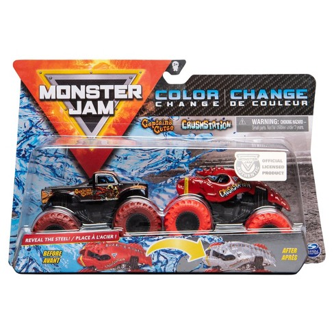 Monster Jam  Captain Curs1:64 Scale - 2pk - image 1 of 4