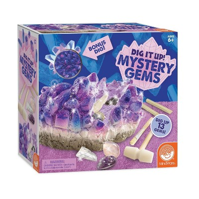 Dig It Up! Mystery Gems Science Kit