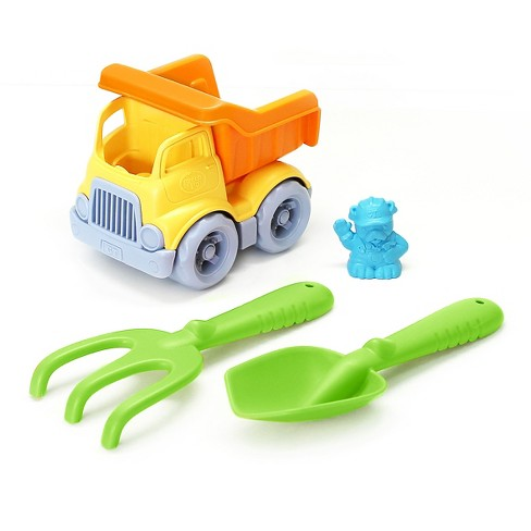 Green Toys Sand and Water Play Dumper with Rake and Shovel - image 1 of 1