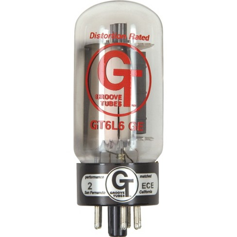 Groove Tubes Gold Series GT 6L6 GE Matched Power Target