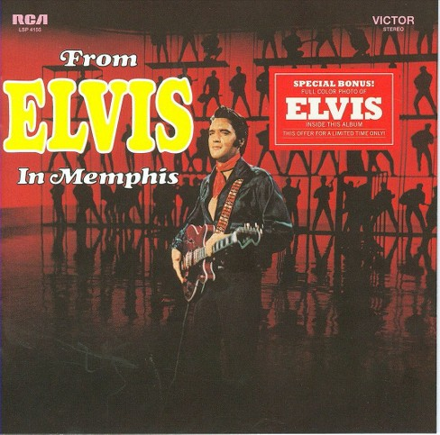 Elvis presley - From elvis in memphis (CD) - image 1 of 1