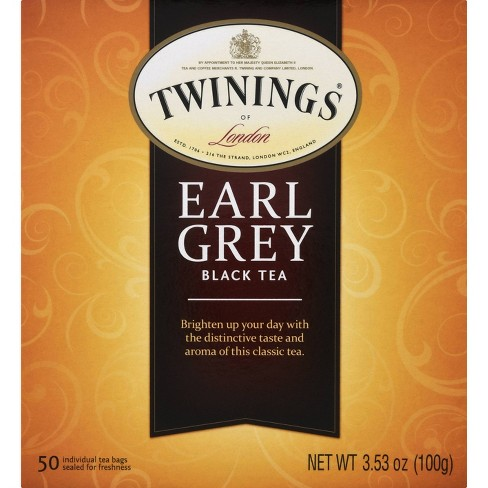 Twinings Classic Earl Gray Tea - 50ct - image 1 of 4