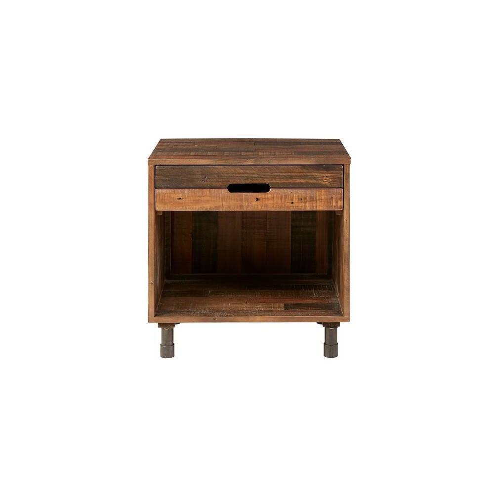 Compare Renu Solid Wood Nightstand
