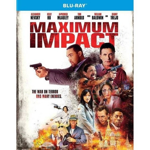 Maximum Impact (Blu-ray)(2018) - image 1 of 1
