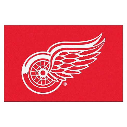 "Detroit Red Wings Fanmats® Accent Rug - 18""x30"" - image 1 of 1"