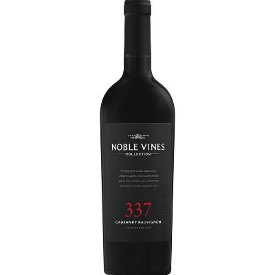 337 Cabernet Sauvignon Red Wine - 750ml Bottle