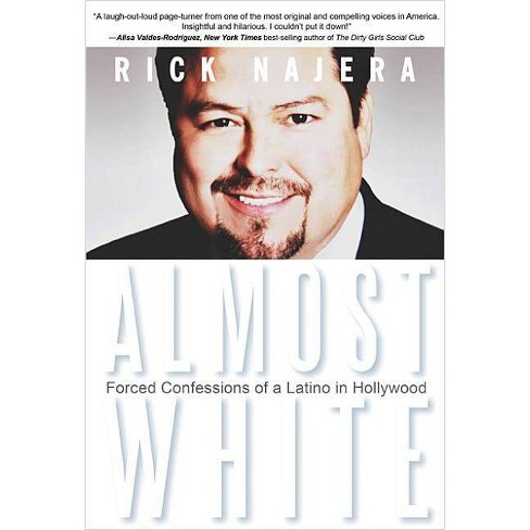 Almost White - by  Rick Najera (Paperback) - image 1 of 1