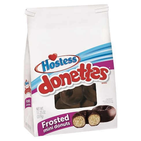 Hostess Donettes Frosted Mini Donuts - 11.25oz - image 1 of 1