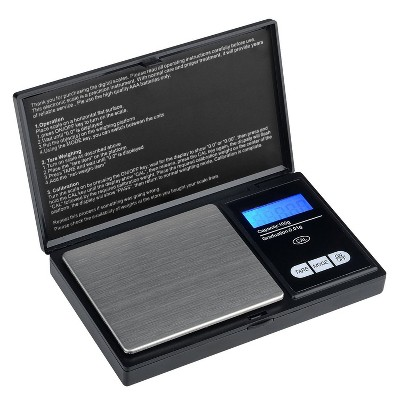 Insten Mini Digital Pocket Scale in Grams & Ounces - Portable & Multifunction for Jewelry - 0.01g Precise with 100g Capacity