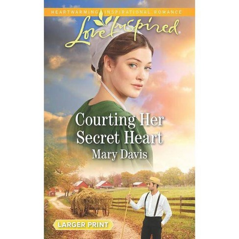 Courting Her Secret Heart - (Prodigal Daughters)by  Mary Davis (Paperback) - image 1 of 1