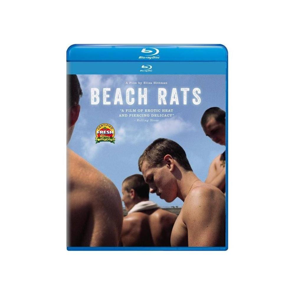 Beach Rats Blu Ray
