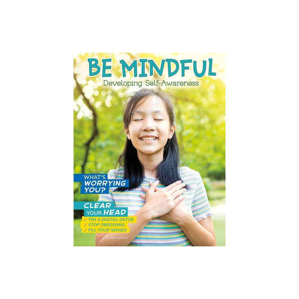 Be Mindful Chill By Ben Hubbard Hardcover