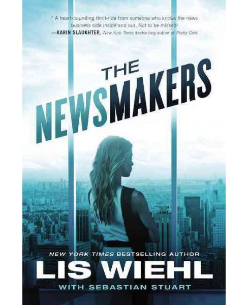 Newsmakers (Reprint) (Paperback) (Lis W. Wiehl) - image 1 of 1