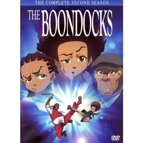 The Boondocks: The Complete Second Season (3 Discs) (DVD) - image 1 of 1
