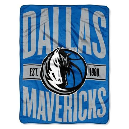 NBA Dallas Mavericks Micro Fleece Blanket - image 1 of 2