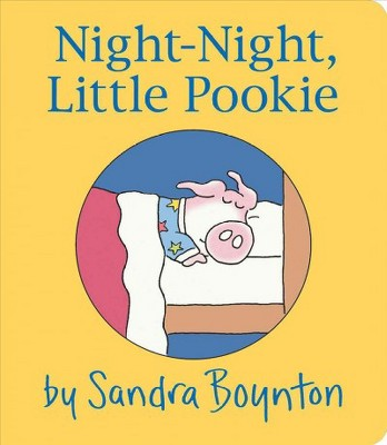 Night Night Little Pookie (Board Book)(Sandra Boynton)