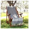 Luxe Herringbone Pestemal Beach Towel Black - image 4 of 4