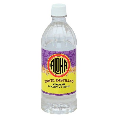 Aloha Shoyu White Distilled Vinegar 24 fl oz