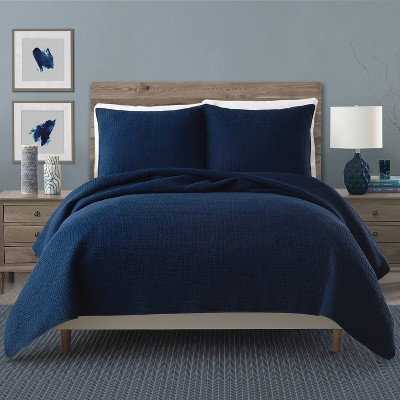 Full/Queen Quilt Blue - Ayesha Curry