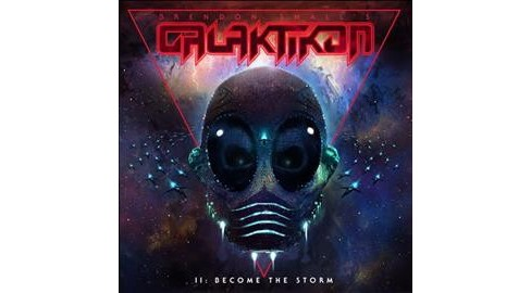 Brendon Small - Galaktikon Ii:Become The Storm (Vinyl) - image 1 of 1