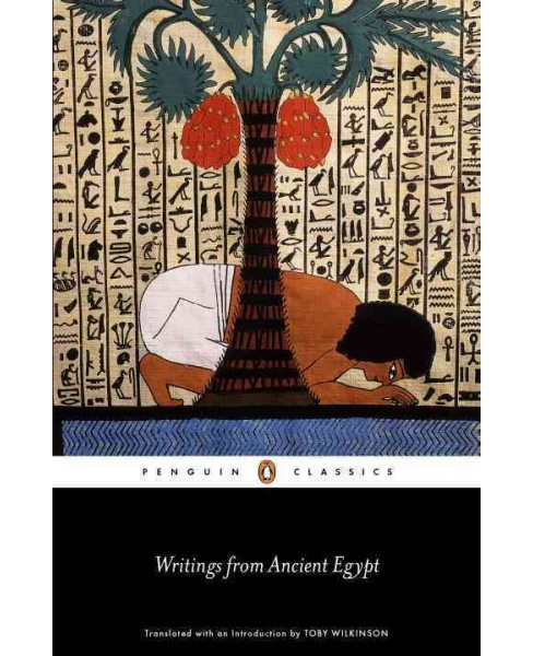 Writings from Ancient Egypt (Paperback) - image 1 of 1