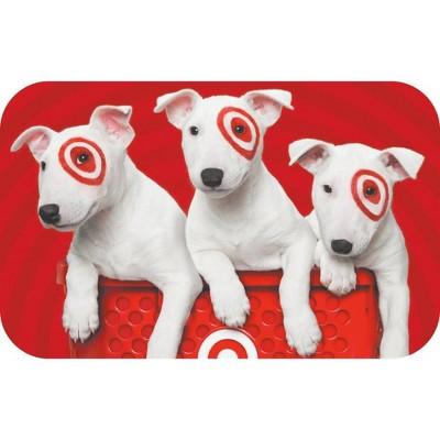 Bullseye Trio Target Giftcard