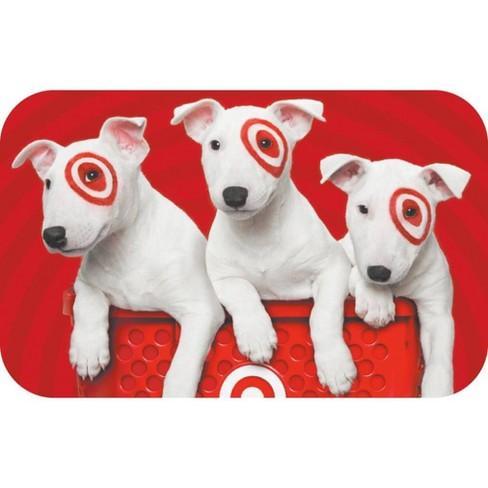 Bullseye Trio GiftCard - image 1 of 1