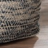 Barnby Pouf Ivory - Christopher Knight Home - image 4 of 4