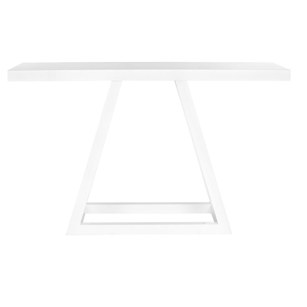 Sutton Console Table - White - Safavieh