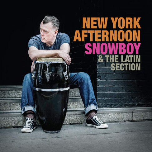 Snowboy & the latin - New york afternoon (Vinyl) - image 1 of 1