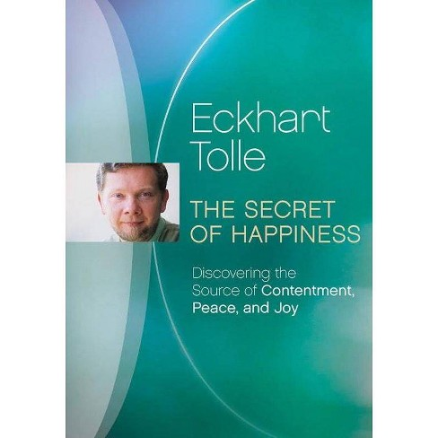 The Secret of Happiness: Discovering Source of Contentment, Peace & Joy (DVD) - image 1 of 1