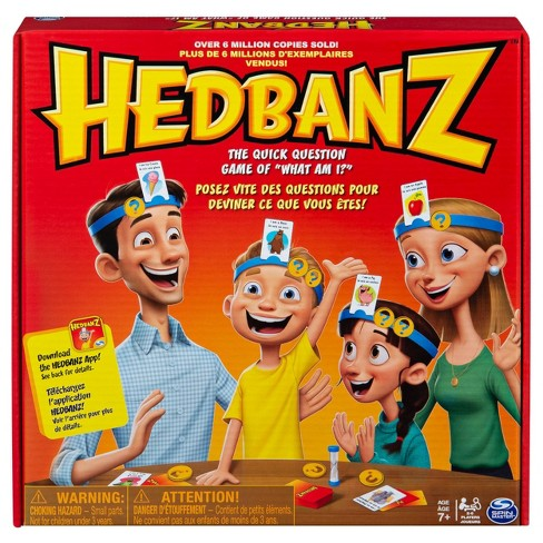 Hedbanz Original Game - image 1 of 4