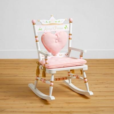 Royal Princess Rocking Chair White - Wildkin