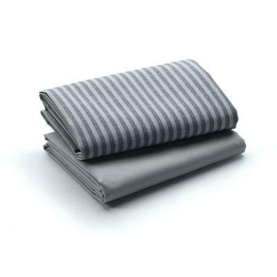 Graco Fitted Playard Sheets - Stripes 2pk