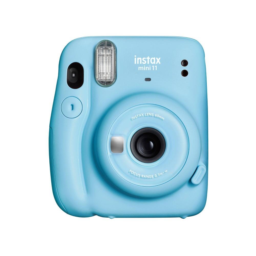 Fujifilm Instax Mini 11 Camera Sky Blue