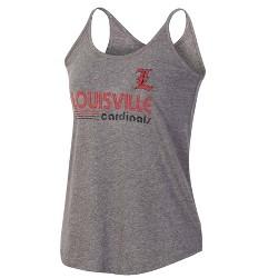 NCAA Louisville Cardinals Women's Tank Top