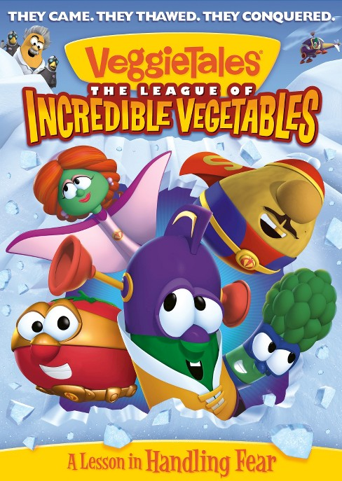 Veggie Tales: The League of Incredible Vegetables - image 1 of 1