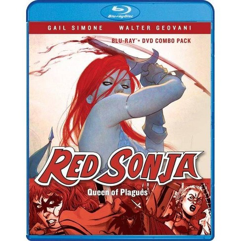 Red Sonja: Queen Of Plagues (Blu-ray) - image 1 of 1