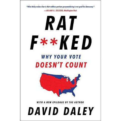 Ratf**ked - by  David Daley (Paperback) - image 1 of 1