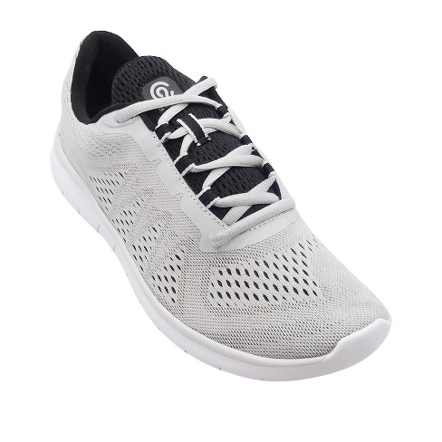 fd8e35ad18096 Men s C9 Champion® Drive 3 Grey Lightweight Knit Athletic Shoe   Target