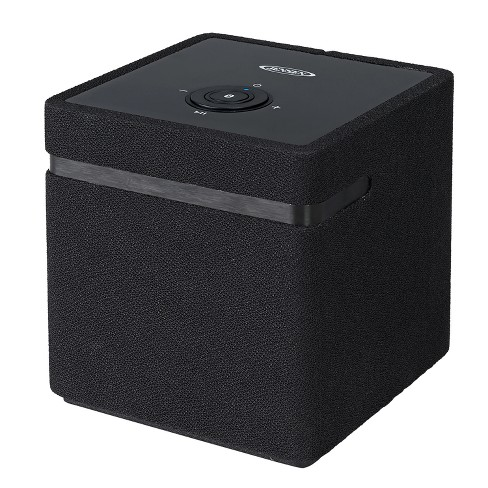 JENSEN Bluetooth/Wi-Fi Stereo Smart Speaker with Chromecast built-in - Black (JSB-1000) - image 1 of 4
