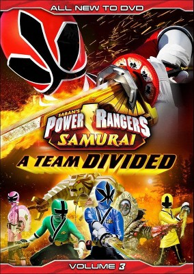 Opinion, this Power rangers samurai